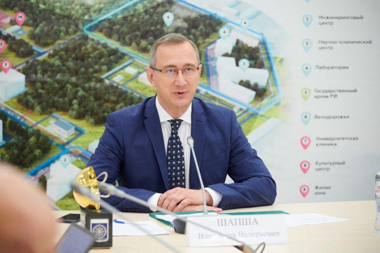В Калужской области создадут инновационный научно-технологический центр Парк атомных и медицинских технологий