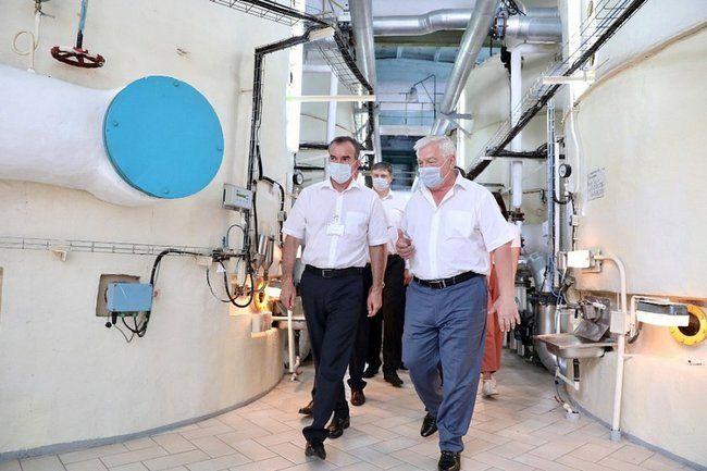 В Краснодарском крае возрождают промышленность