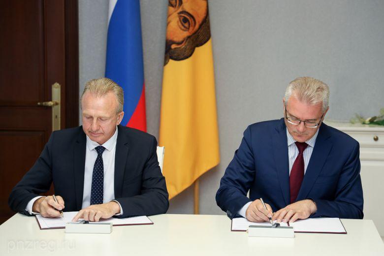 В пензенском индустриальном парке Отвель реализуют инвестпроект за 2 миллиарда рублей
