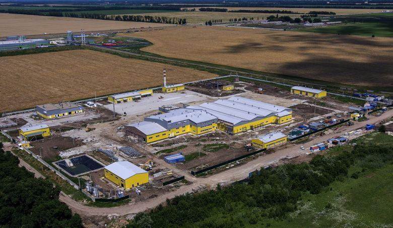 В промышленном парке Кубань началось строительство завода по производству полипропилена