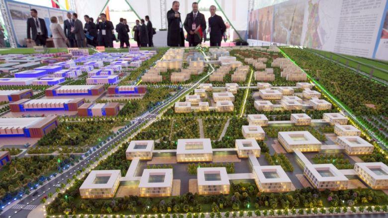 В Самарской области появится индустриальный парк Новосемейкино