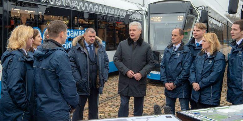В Строгино будут выпускать трамваи и беспилотный транспорт