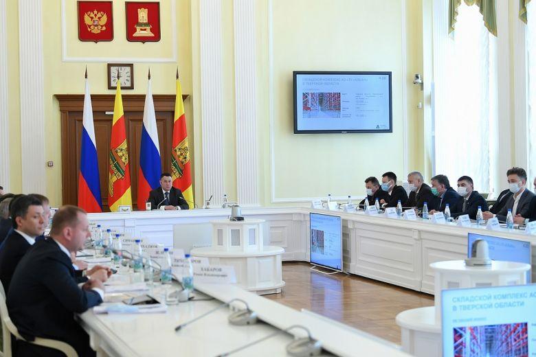 В Тверской области создали инновационно-промышленный парк Боровлево-3
