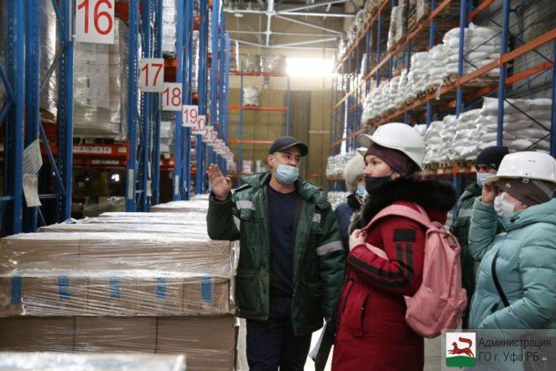 В Уфе активно ведётся работа по развитию промышленного туризма