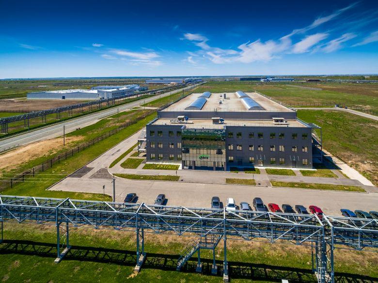 Вблизи села Лопатино появится индустриальный парк