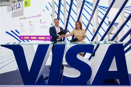 Visa и технопарк Сколково объединяют усилия для развития финтеха в России