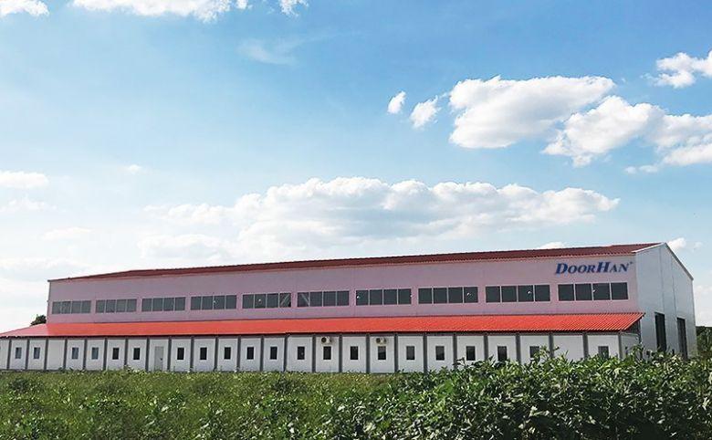 Воронежский завод минваты ГК DoorHan почти вышел на проектную мощность