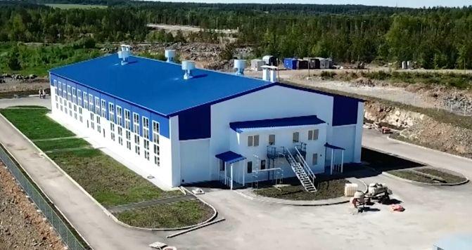 Второй бизнес-инкубатор построят в индустриальном парке Богословский