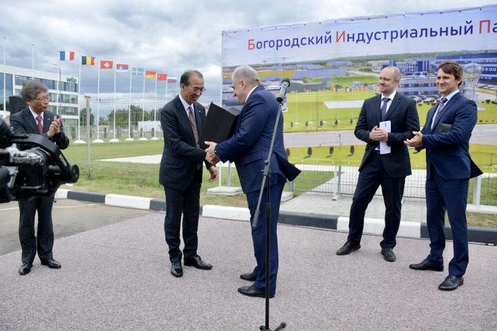 Sysmex Corporation, Сисмекс РУС, Богородский, Богородский индустриальный парк, Олег Карцов, новый завод