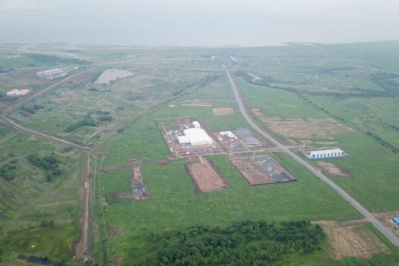 Южнокорейская корпорация обещает вложить миллиарды в индустриальный парк в Приморье