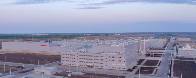 Завод Haval откроется в Тульской области в июне