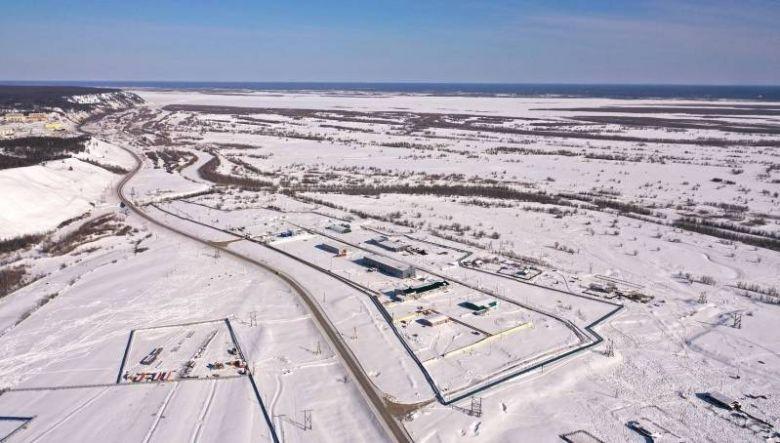 Завод по производству базальтового утеплителя начали строить в индустриальном парке Кангалассы