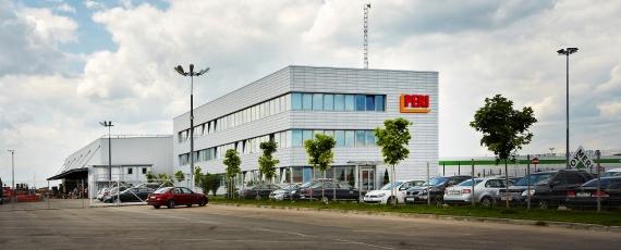 PERI - индустриальный парк DEGA-Ногинск