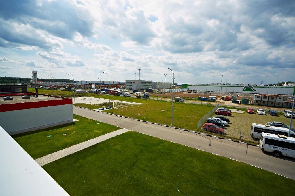 Индустриальный парк DEGA - панорама