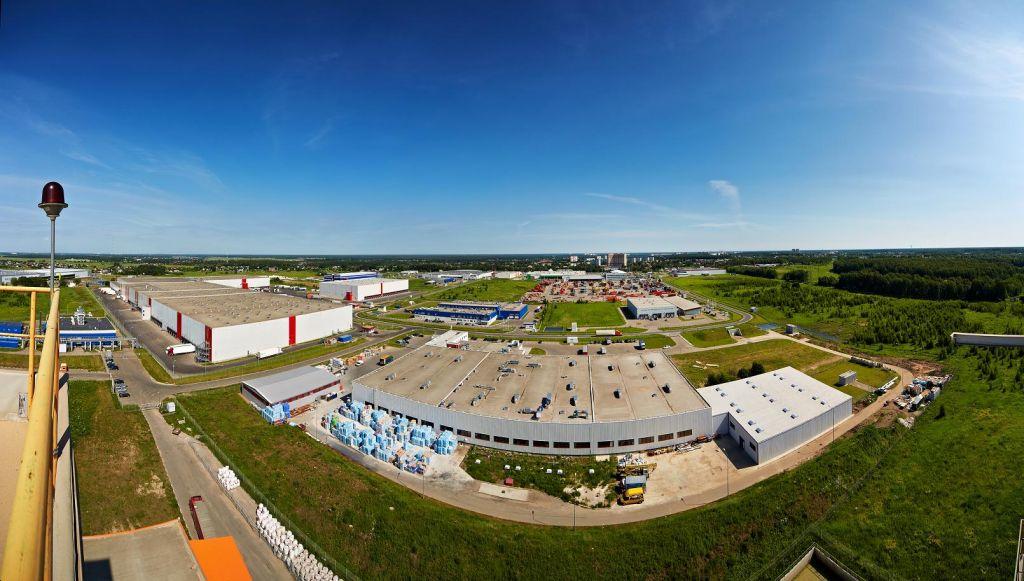 Панорама лучшего индустриального парка Московской области - ДЕГА МАРКЕТ +7 495 646 17 52