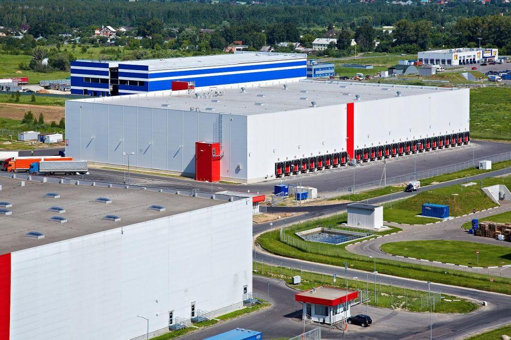 Компания МЕТРО в индустриальном парке Подмосковья +7 495 646 17 52