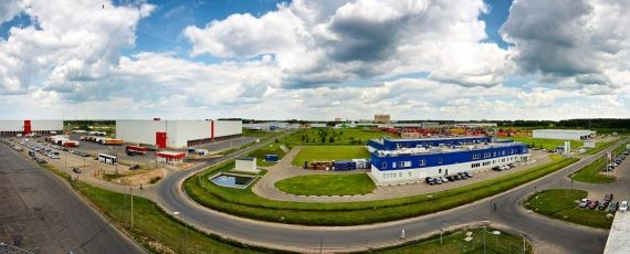 Best industrial park Moscow region - plots for sale!