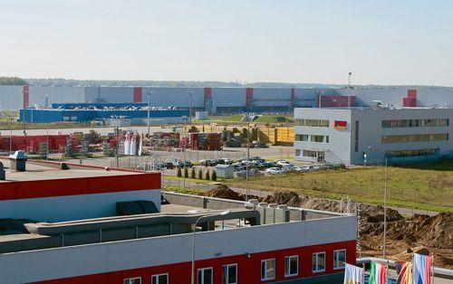 Что такое промышленный парк?