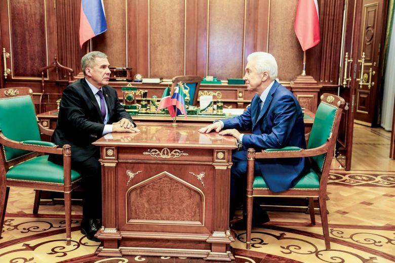 Дагестан – Татарстан: концепция взаимодействия