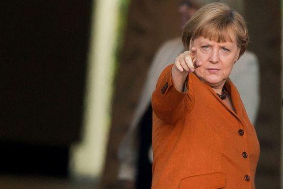 Меркель: Евросоюз находится в критическом положении