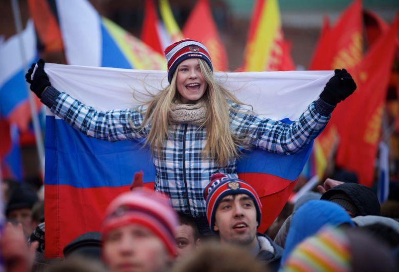 Россия выздоровела и готова двигаться вперед