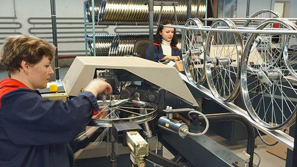 Российские производители вытеснят с рынка китайский велосипед
