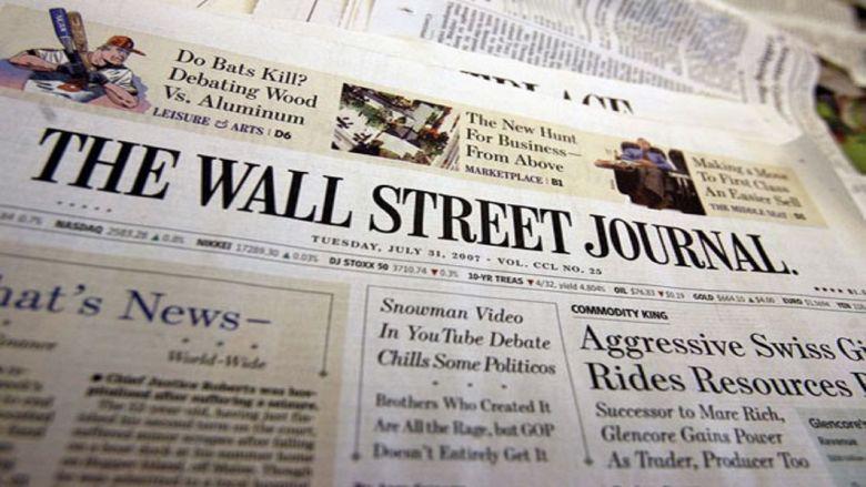Wall Street Journal о российской экономике